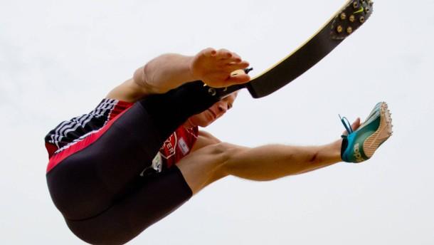 Weltrekordler Rehm wartet auf Anerkennung