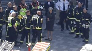 17 Tote nach Hochhausbrand in London