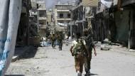 Rebellen werfen IS Entführung von 2000 Zivilisten vor