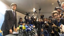 Wird Puigdemont nach Spanien ausgeliefert?