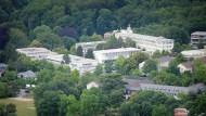 Ausbaufähig: Die Zentrale des Bundeskriminalamtes in Wiesbaden