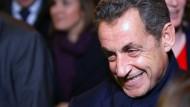 Sarkozy wieder Vorsitzender der Konservativen