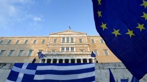Griechenland einigt sich mit Gläubiger-Experten