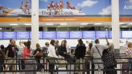 Warum die größte Insolvenz in der europäischen Reisebranche droht