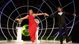 Flottes Tänzchen in Wimbledon