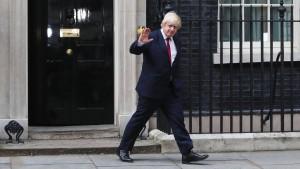 Gemischte Reaktionen auf neues britisches Kabinett