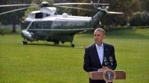 """Obama sieht Kampf gegen Islamischen Staat als """"Langzeitprojekt"""""""