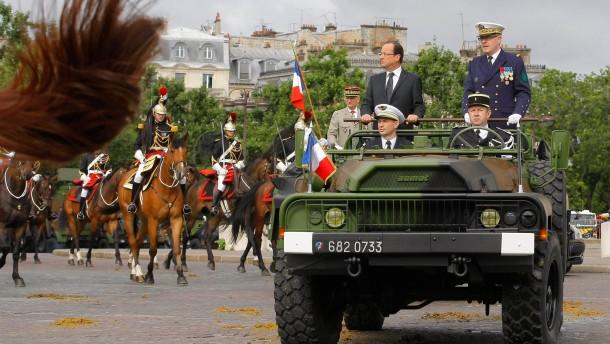 Hollande: Schuldenbremse kommt nicht in die Verfassung