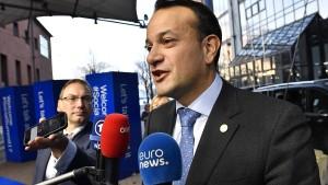 Irlands Regierung vor dem Scheitern