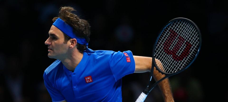 big sale 77a13 43eba Federer verliert bei Tennis-WM überraschend gegen Nishikori