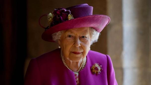 Einsamer Geburtstag für die Queen