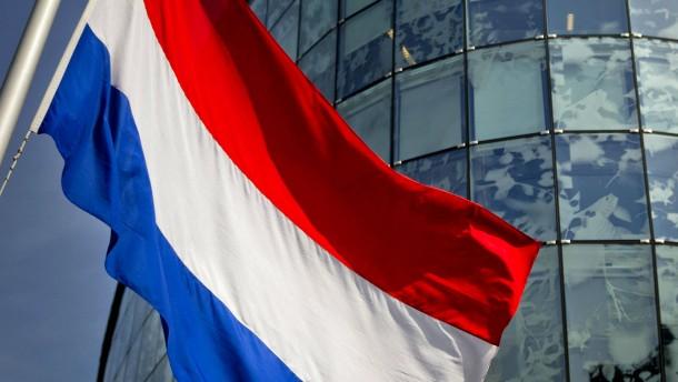 Die Blase in den Niederlanden ist geplatzt
