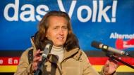 AfD-Vize: Schusswaffen-Äußerung war Fehler
