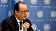 Frankreich fliegt erstmals Angriffe auf IS-Miliz in Syrien