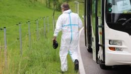 Mann ersticht Ex-Partnerin in Linienbus