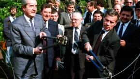 Historisches E-Paper: 23. Oktober 1989 - Ungarn sagt sich vom Kommunismus los