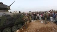 Luftangriffe halten IS-Terror nicht auf