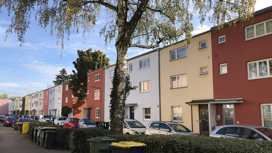 Die Siedlung Praunheim ist Teil des Neuen Frankfurt.