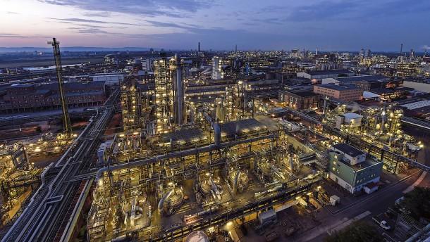 BASF erleidet Gewinnrückgang – und bleibt optimistisch