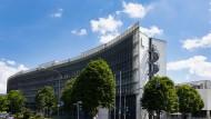 Hauptsitz der Bundesanstalt für Finanzdienstleistungsaufsicht Bafin in Frankfurt