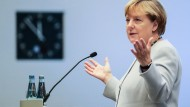 Merkel warnt Ostdeutsche vor Geschichtsvergessenheit