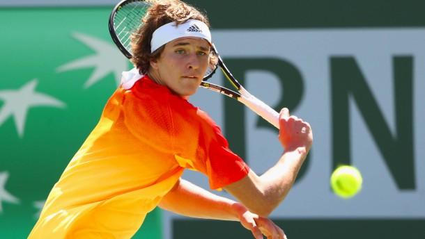 Die Tennis-Stars von morgen
