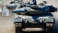 Der Nahe Osten rüstet weiter massiv auf