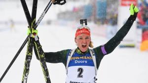 Herrmann holt Bronze im Wind von Östersund