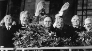 Tag des Triumphs: Der Tag der deutschen Vereinigung am 3. Oktober 1990.