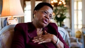 Die First Lady von Afrika