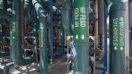 Die Hacker verschafften sich Zugang zur Steuerung der Wasseraufbereitungsanlage in Florida.
