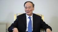 """""""Feuerwehrmann"""" wird Wang wegen seiner vielen Rollen in seiner langen Karriere genannt."""