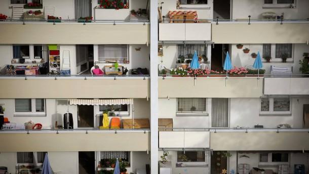 So gibt es keine neuen Wohnungen