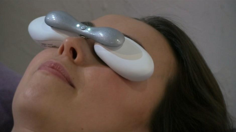 Stoppt den digitalen Augenschmerz