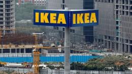 Ikea baut kräftig um