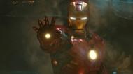 """Der Ganzkörperanzug aus dem Superhelden-Film """"Iron Man"""" war das Vorbild für die Entwicklung des Talos-Systems"""