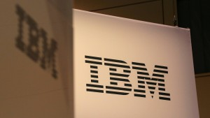IBM überzeugt Börse trotz Umsatzrückgang