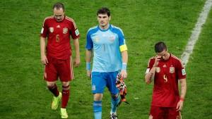 Abgang einer Fußball-Weltmacht