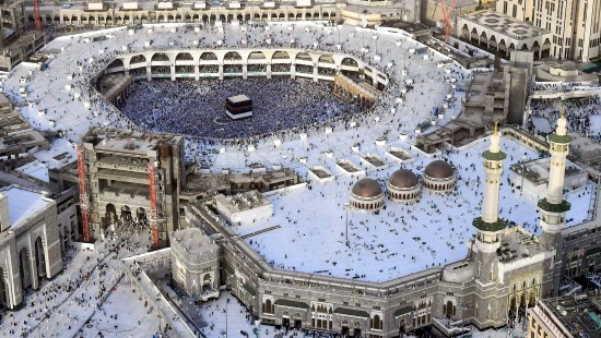 Mekka erwartet Millionen Muslime