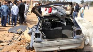 Libyen sendet Hilferuf an die Vereinten Nationen