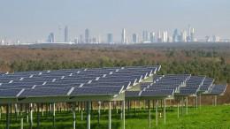 Solarpark statt Grabsteine