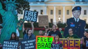 Bradley Manning will um Gnade bitten