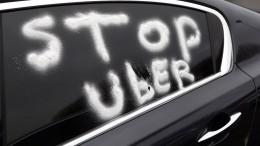 Uber stellt Tests mit selbstfahrenden Autos ein