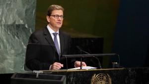 Vereinte Nationen bleiben in Syrienfrage zerstritten