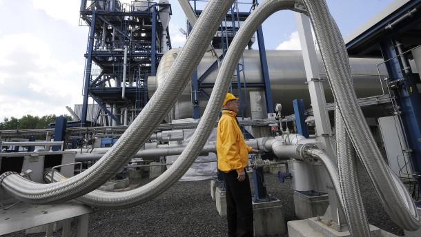 Förderprogramme für CO2-Speicherung sind zu teuer