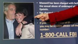 Maxwell plädiert vor Gericht auf nicht schuldig