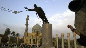 SPD-Fraktionschef macht Amerika für Vormarsch der Islamisten mitverantwortlich