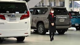 Toyota überholt Volkswagen als Nummer eins