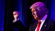 Ein Populist  im Weißen Haus