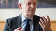 Fordert mehr Möglichkeiten für seine Ermittler: Gerhard Bereswill.
